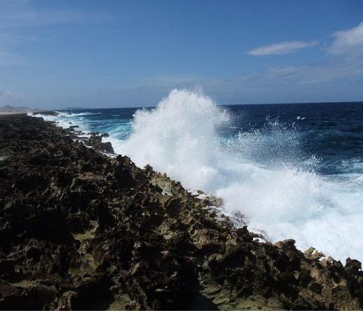 Kustlijn Bonaire